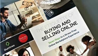 Gumtree etiquette of buying and selling online