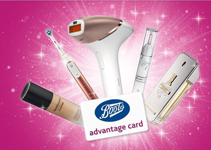 Boots Advantage Card birthday offer