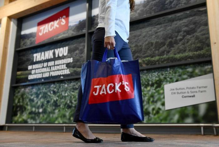 Jack's supermarket