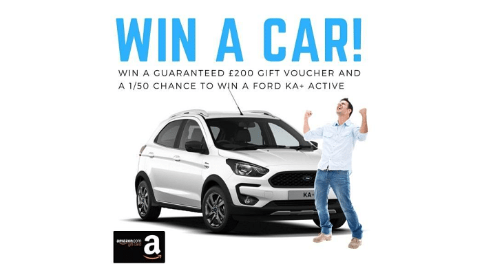How To Win A Car >> Enter For Free To Win A 200 Gift Card Plus A 1 In 50 Chance