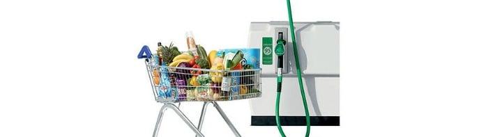 Tesco fuel offer