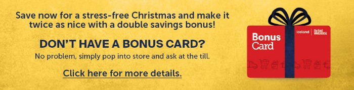 Iceland no bonus card