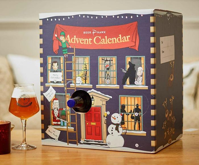 advent calendar for beer