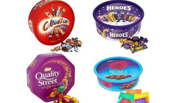 cheap selection boxes