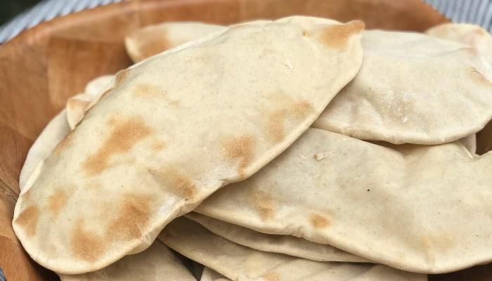 easy pita bread recipe