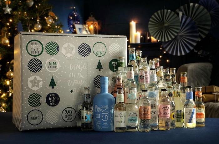 gin advent calendar John Lewis