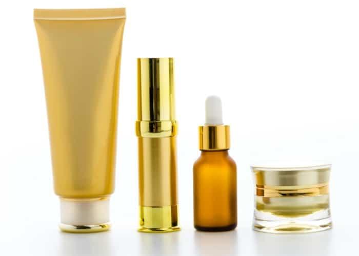 simple cosmetic bottles