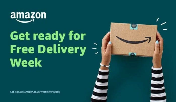 Amazon free delivery