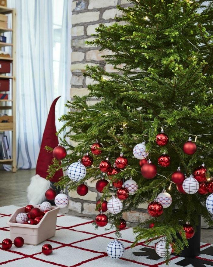 cheap ikea christmas tree
