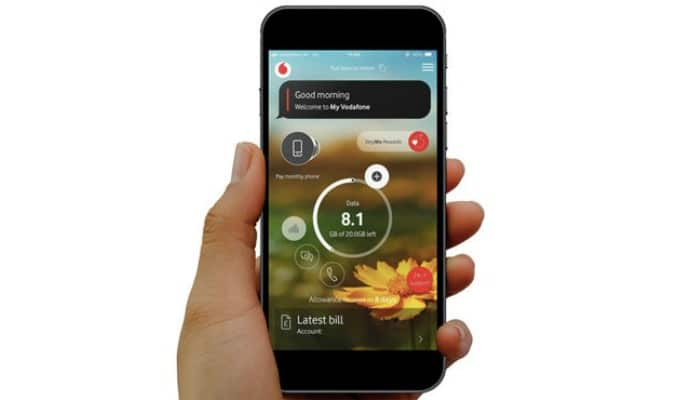 VeryMe Vodafone Rewards