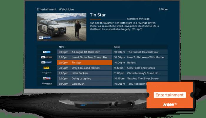 free now tv passes