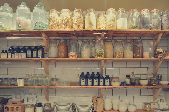 stockpiling foods