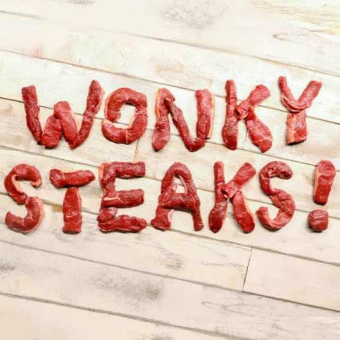 wonky steaks