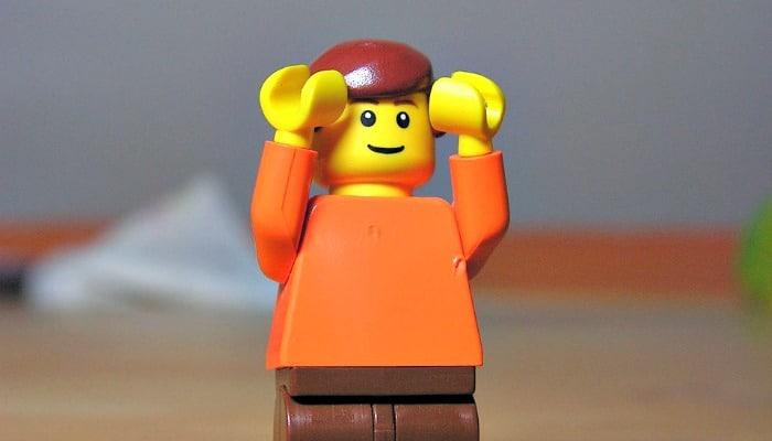 happy lego