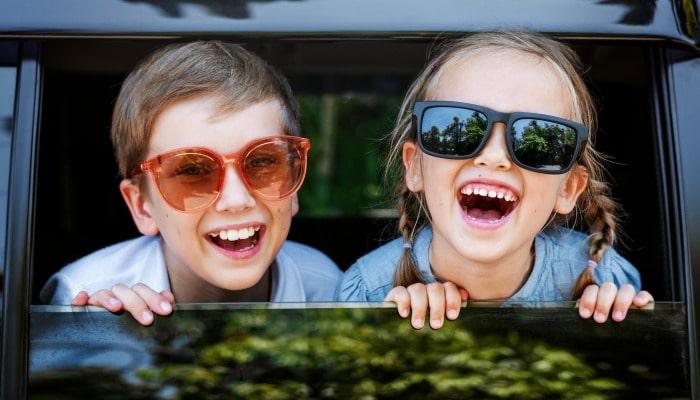 Kids pass offers