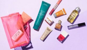 M and S Summer Beauty Bag