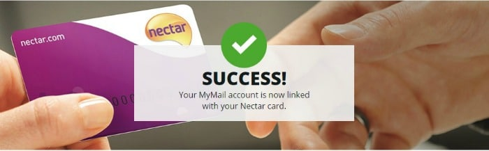 mymail and nectar points
