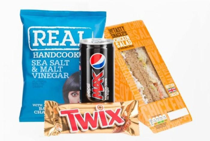 poundland meal deal