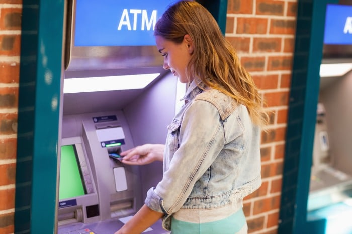 With hundreds of ATMs shutting down, it's hard get hold of money. This app shows all cash points near me (plus where to withdraw a £5 note!)
