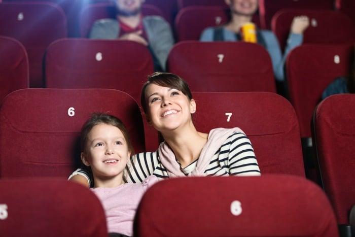 Sweet Sunday free cinema tickets