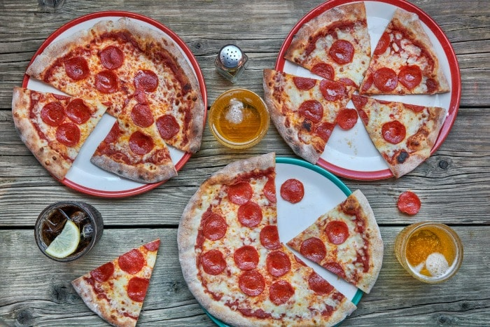 FREE Pepperoni pizzas Frankie and Bennies