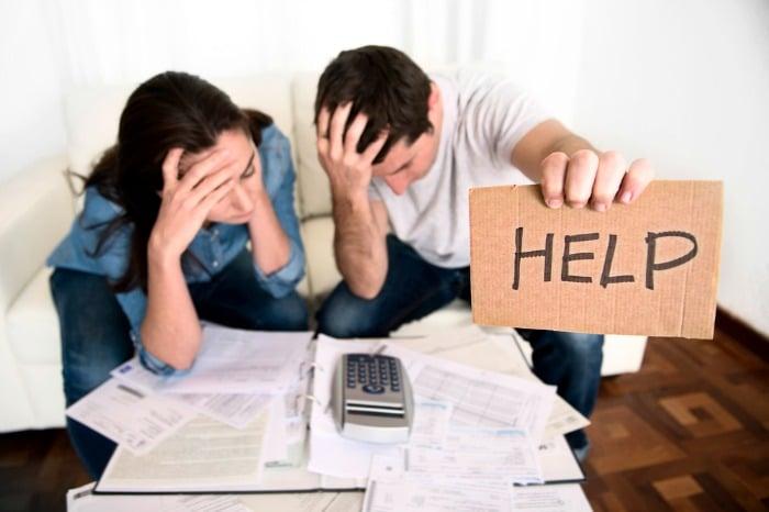 need debt help and advice