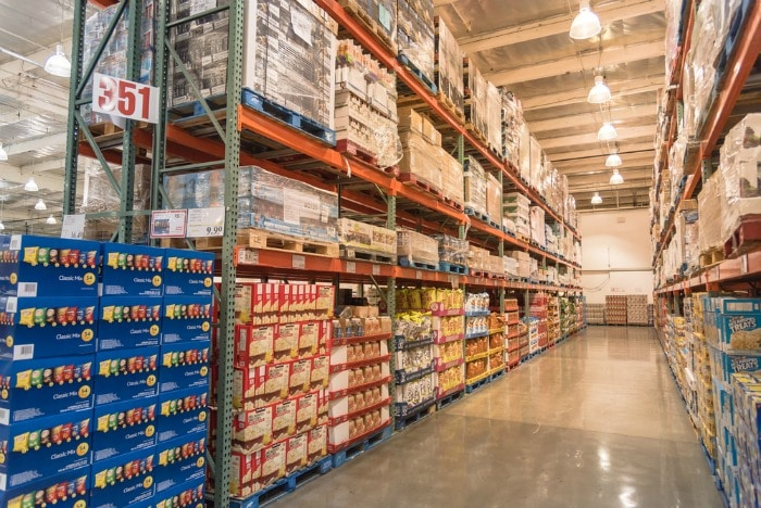 Costco Wholesale cash and carry