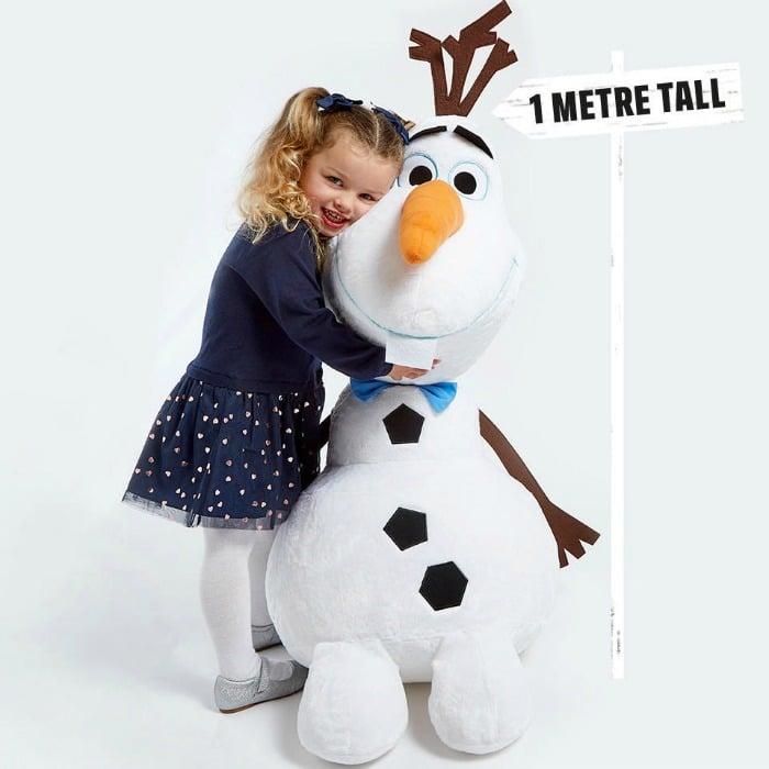 Jumbo Olaf soft toy