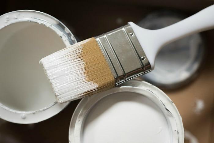 paint brush tins