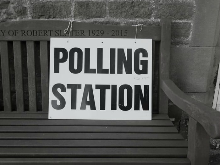 polling clark jobs polling station