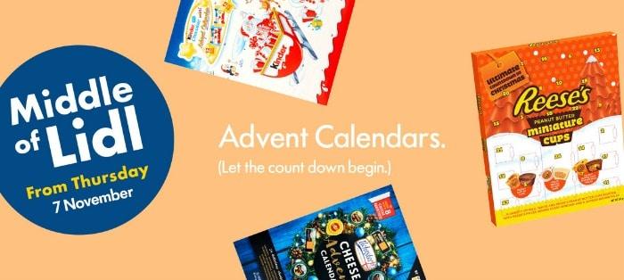 Lidl advent calendar