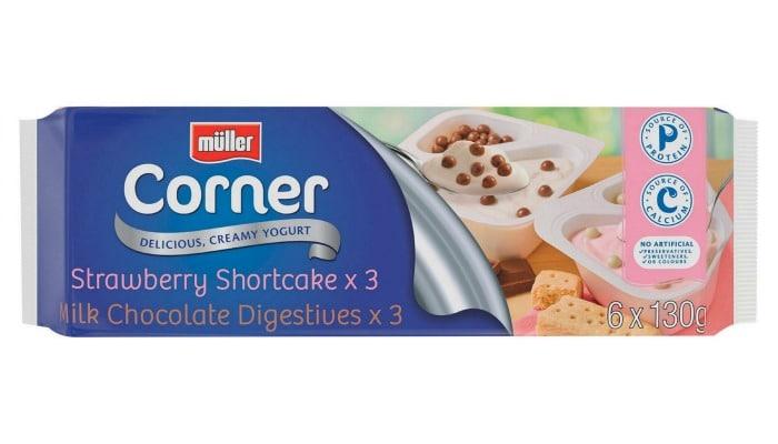 Muller Corner biscuit