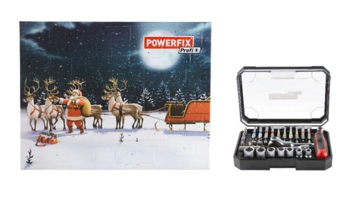 Powerfix Profi DIY Advent Calendar