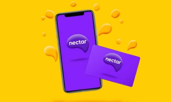 collect nectar points at argos
