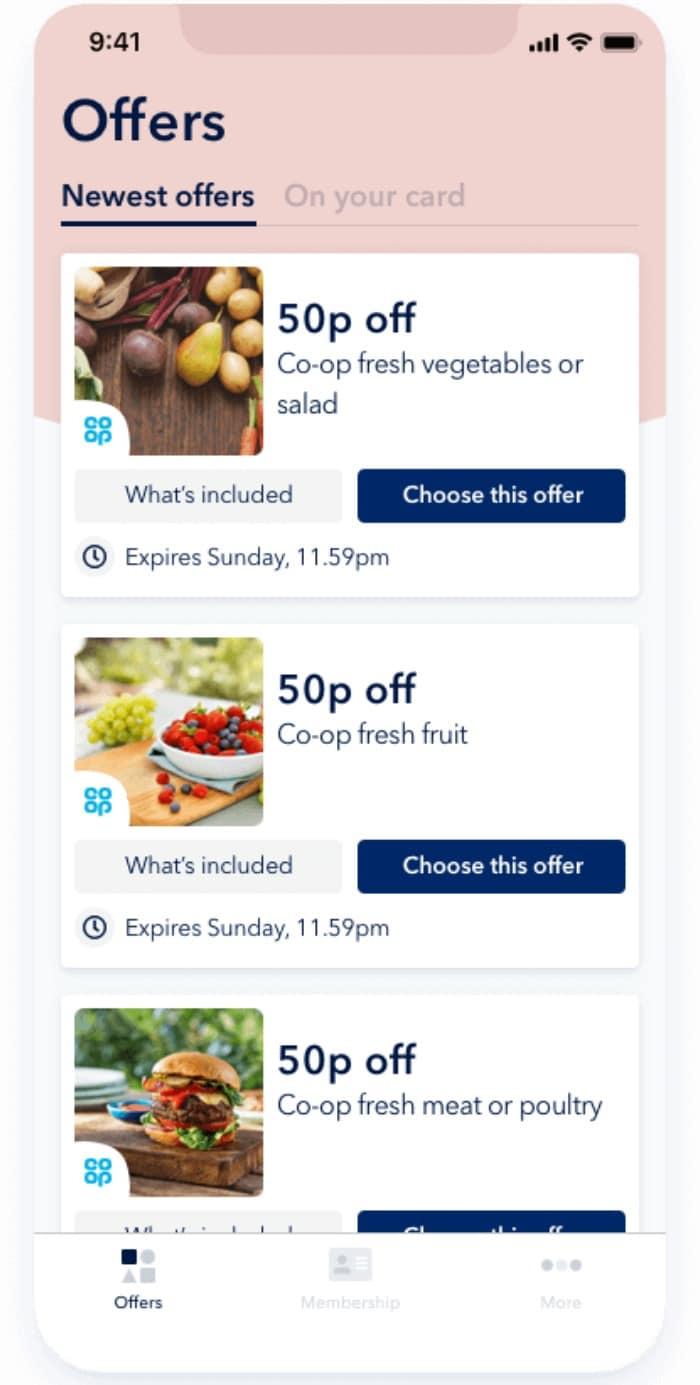co-op app