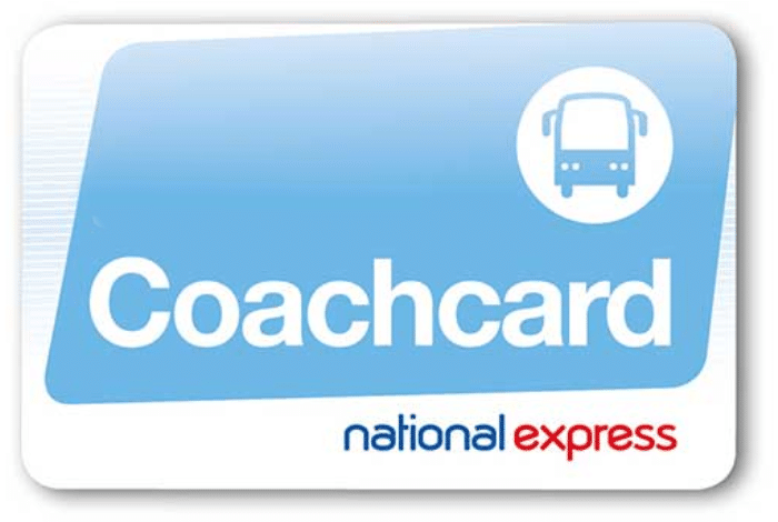 National Express coachcard offers