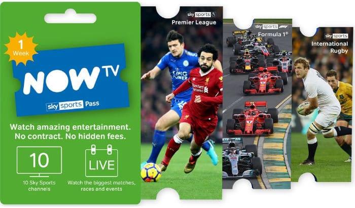 cheap now tv sport pass