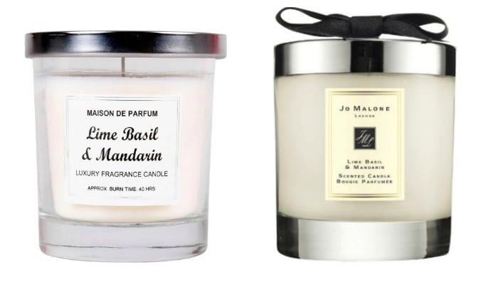 jo malone dupe candles