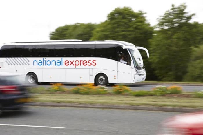 National Express coach offer