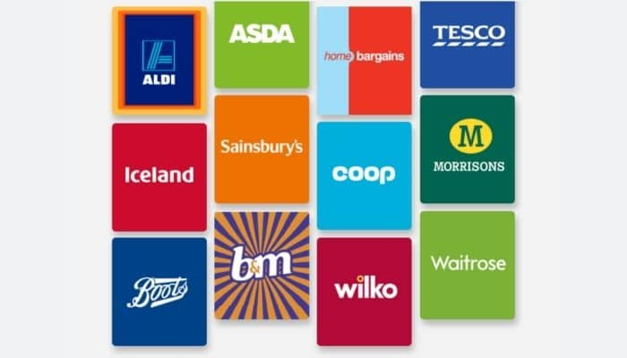 trolley.co.uk supermarket comparison