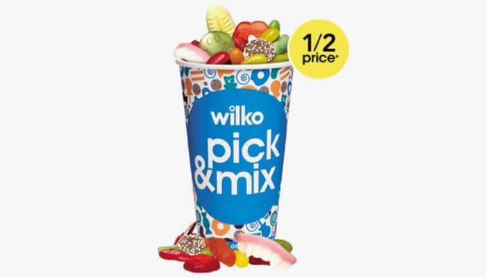 wilko pick n mix offer