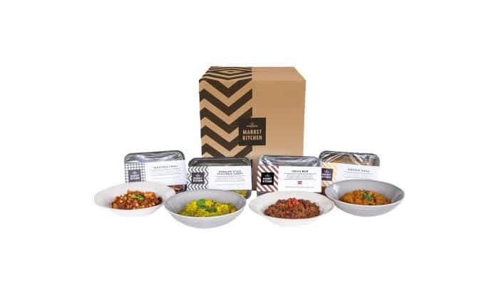 morrisons market kitchen meal maker box