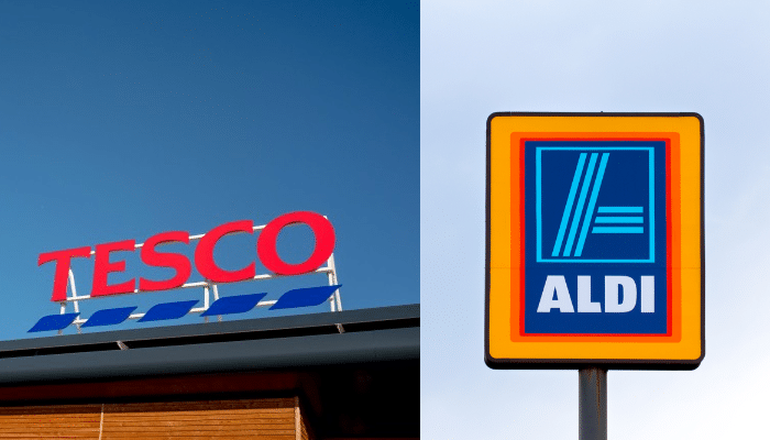 tesco price match aldi