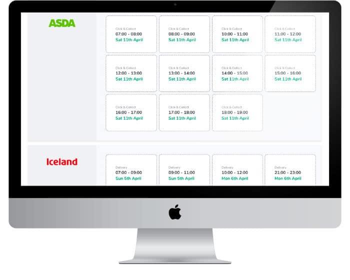 shopping slot website