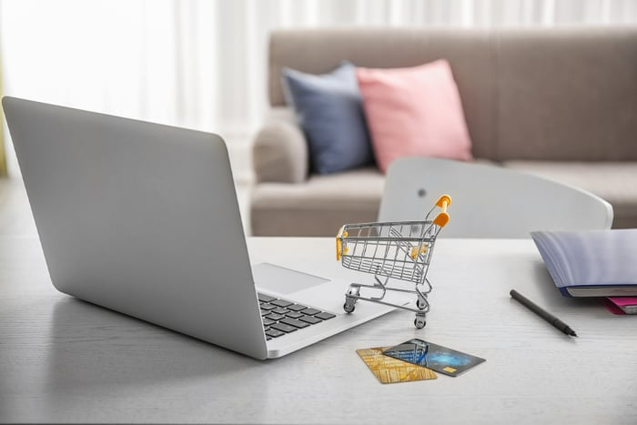 supermarket online shop