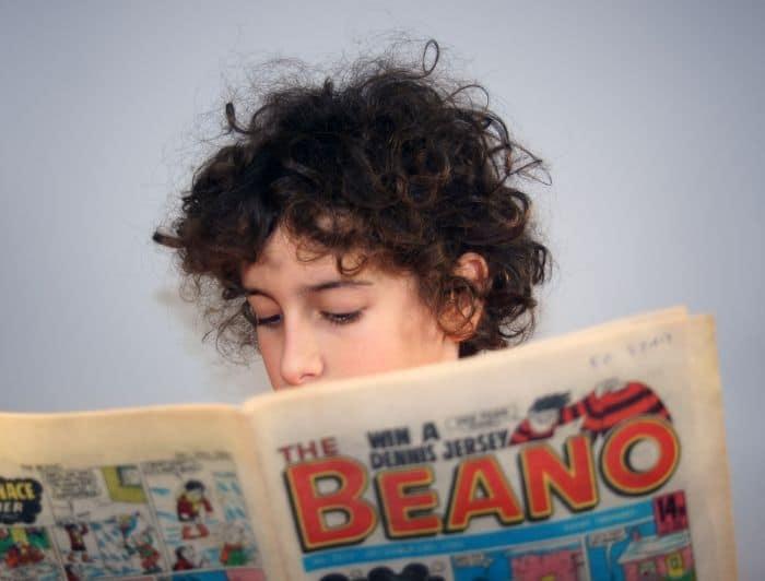 free beano comic