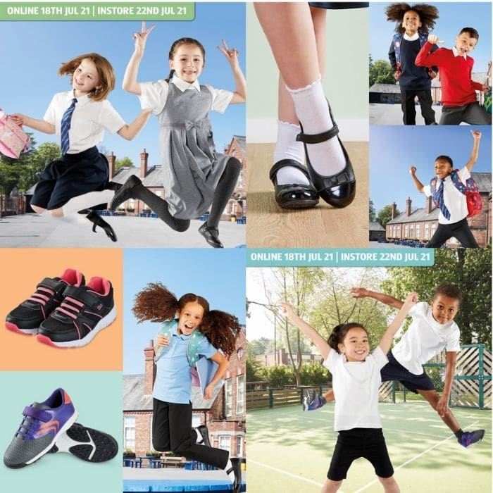 aldi school uniform 2021
