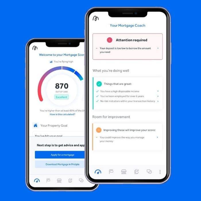 mojo mortgages app