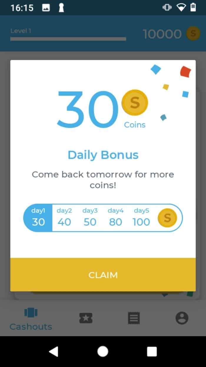 storerewards app