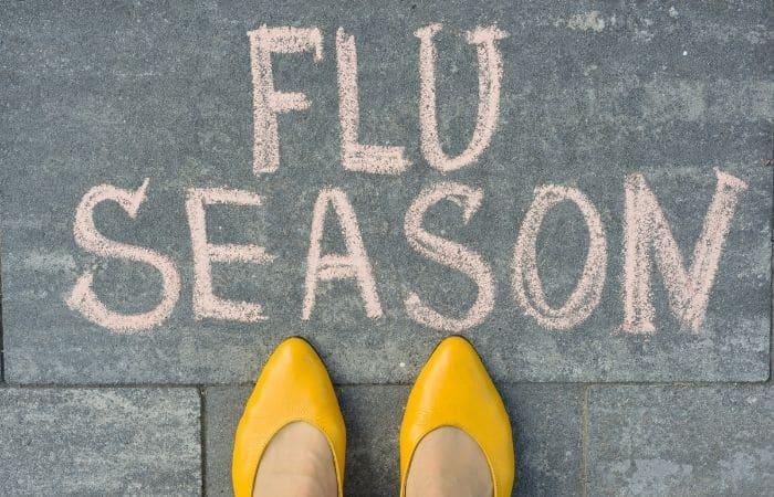 How do I get a free flu shot?